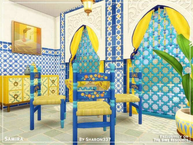 Samira House By Sharon337