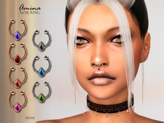 Amina Piercing By Suzue
