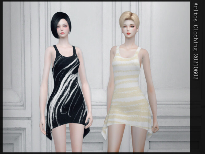 Dress 20210602 By Arltos