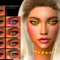 Eyeliner N13 By Suzue