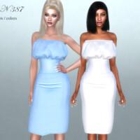 Dress N 387 By Pizazz