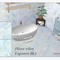 Floor Tiles Laparet Sky By Coffeemoon