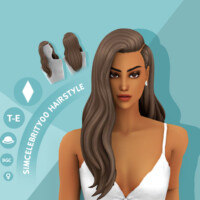 Diana Hairstyle By Simcelebrity00