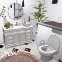 Retrosia Bathroom By Genkaiharetsu