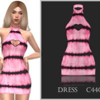 Dress C440 By Turksimmer