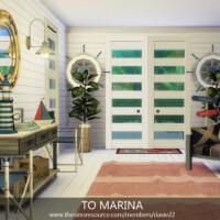 To Marina Hallway By Dasie2