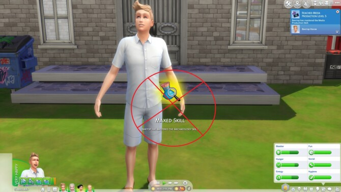 Sims 4 NO MORE ScreenSlam for Adults Children Toddlers Skills at Mod The Sims 4