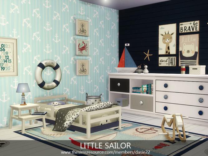 Little Sailor Bedroom By Dasie2