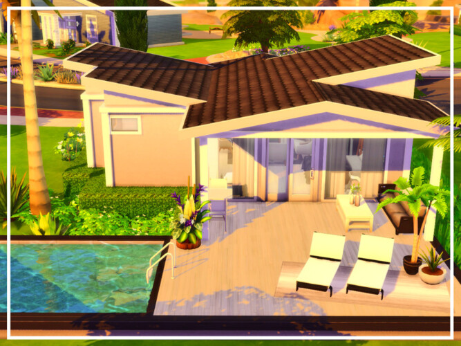 Bachelor's Tiny House By Simmer_adelaina
