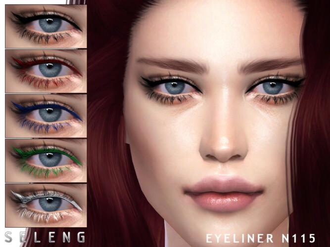 Eyeliner N115 By Seleng