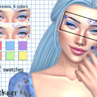 Soft Skittles Eyeshadow By Willeekmer