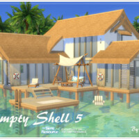 Empty Shell House 5 By Philo