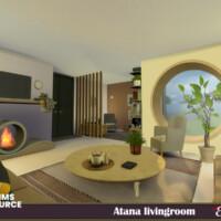 Atana Livingroom By Evi