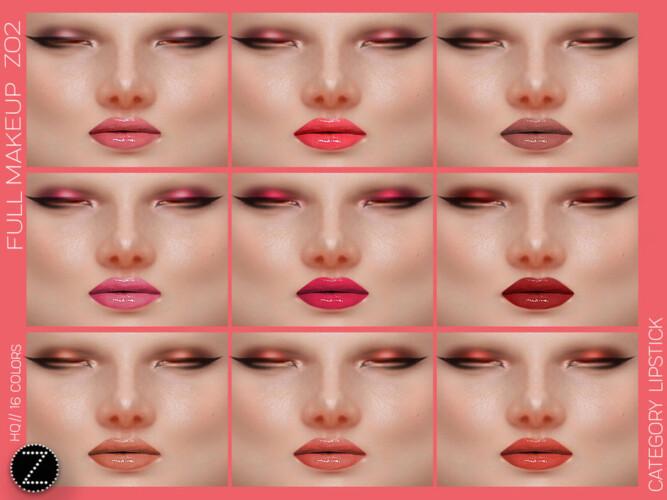 Full Makeup Z02 By Zenx