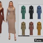 Belaloallure Karina Dress By Belal1997