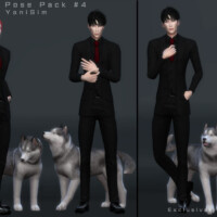 Model Pose Pack #4 By Yanisim
