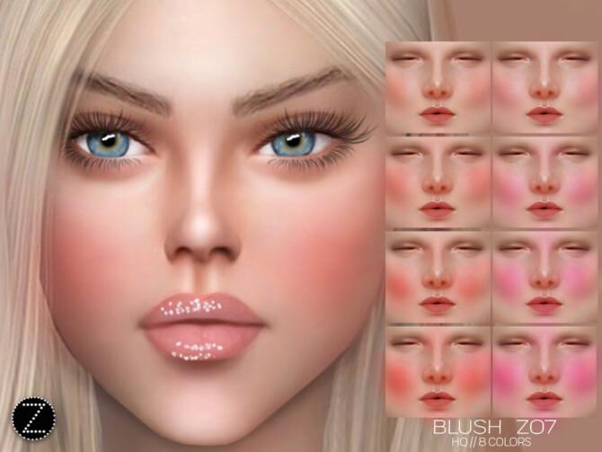 Sims 4 BLUSH Z07 by ZENX at TSR