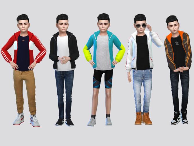 Sims 4 Durbin Track Jacket Boys by McLayneSims at TSR