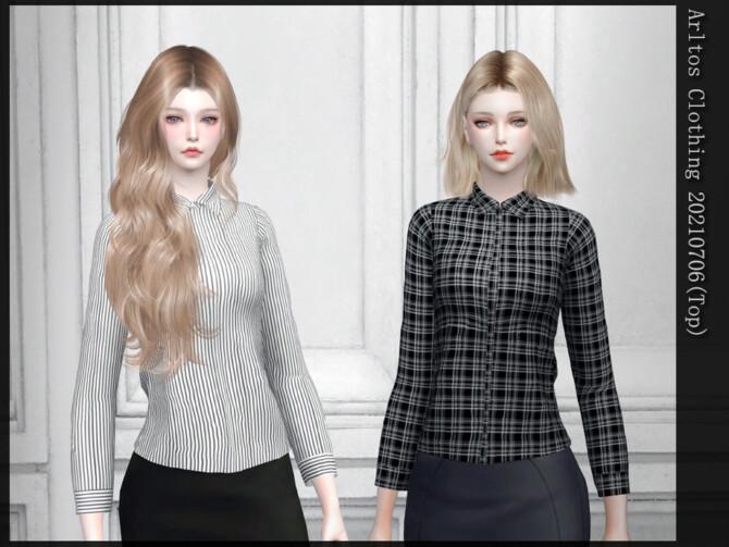 Sims 4 Top 20210706 by Arltos at TSR