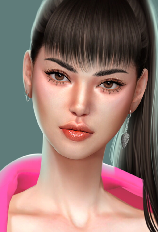 Sims 4 MAKEUP SET CC8 at LEAN