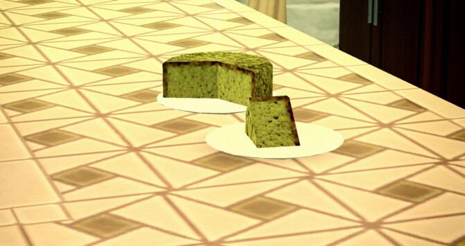 Sims 4 Pistachio Cake Custom Recipe at Mod The Sims 4