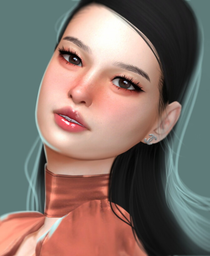 Sims 4 MAKEUP SET CC 6 at LEAN