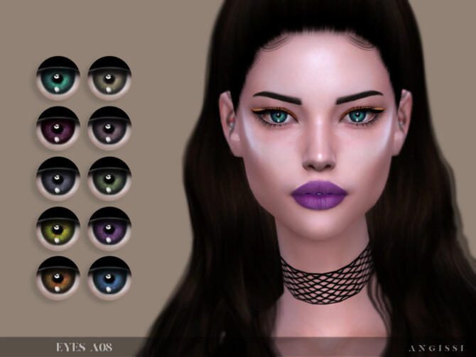 Sims 4 EYES A08 by ANGISSI at TSR