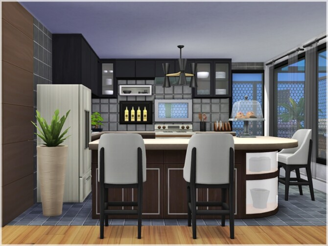 Sims 4 Fountainview Penthouse by Ray Sims at TSR