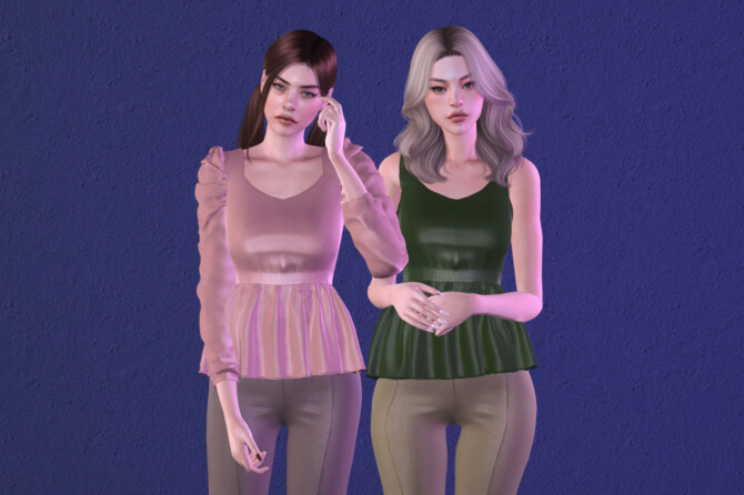 Sims 4 June Collection 2021 at Astya96