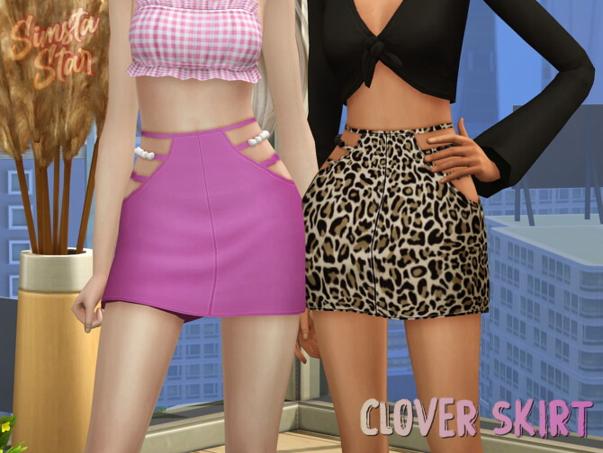 Sims 4 SIMSTASTAR COLLECTION at Trillyke