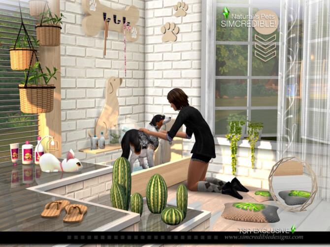 Sims 4 Naturalis Pets Set by SIMcredible at TSR