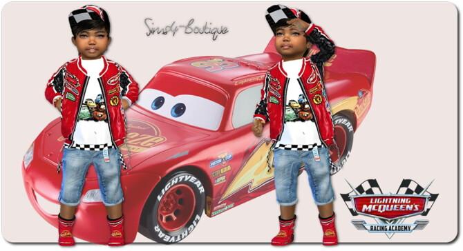 Sims 4 Designer Set for Toddler Boys Pt I at Sims4 Boutique