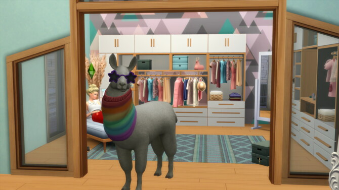 Sims 4 ANIMAL SHED ROUTING RESTRICTIONS REMOVED at Sims 4 Studio