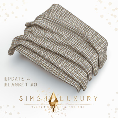 Sims 4 Blanket #9 at Sims4 Luxury