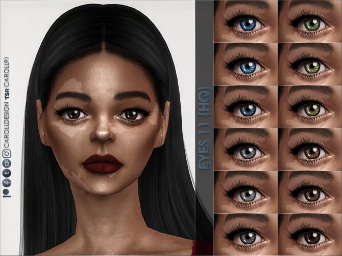 Sims 4 Eyes 11 (HQ) by Caroll91 at TSR