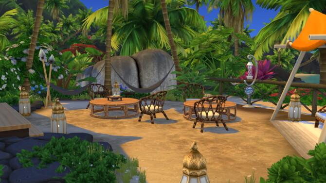 Sims 4 Kava Bar at Akai Sims – kaibellvert