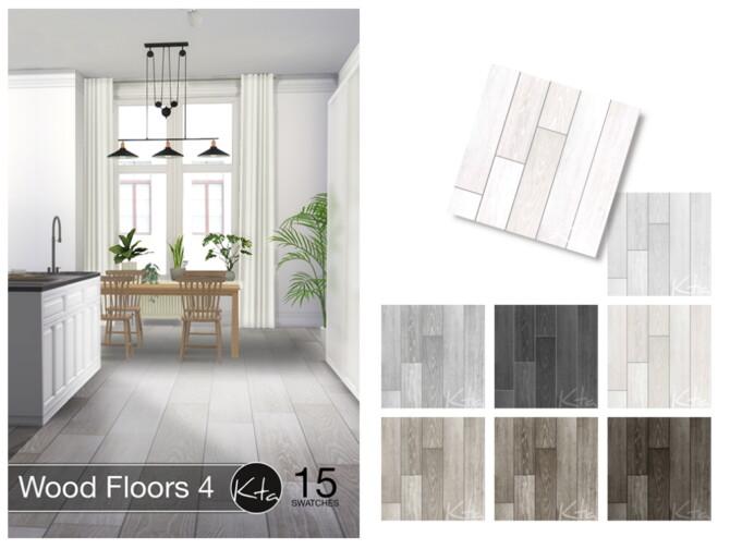 Sims 4 Wood Floors 4 at Ktasims