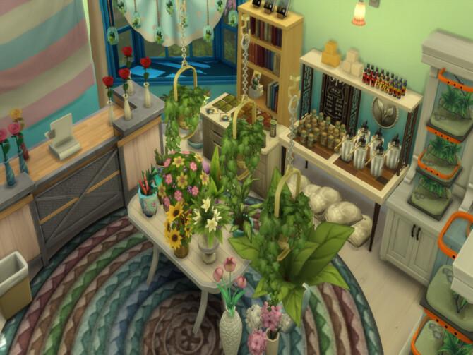 Sims 4 Garden Shop by susancho93 at TSR