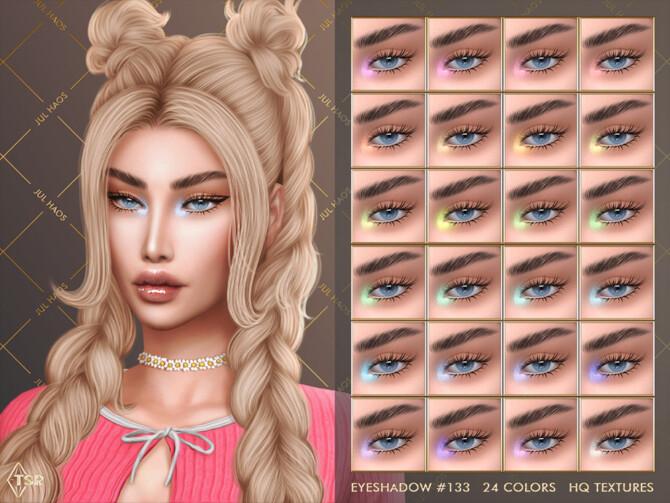 Sims 4 EYESHADOW #133 by Jul Haos at TSR