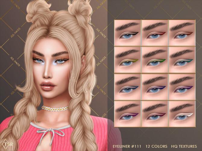 Sims 4 EYELINER #111 by JUL HAOS at TSR