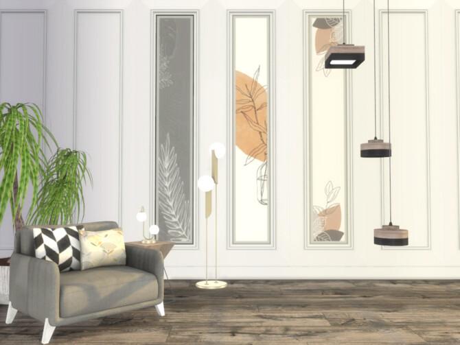 Sims 4 Torrance Dining Room Extra by ArtVitalex at TSR