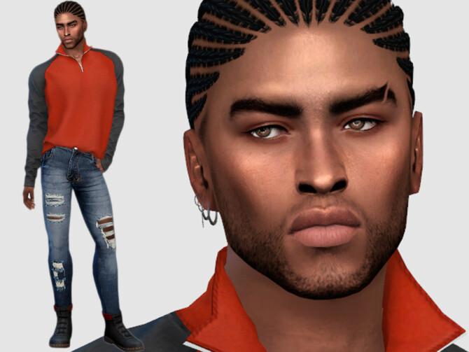 Sims 4 Benjamin Lewis by DarkWave14 at TSR