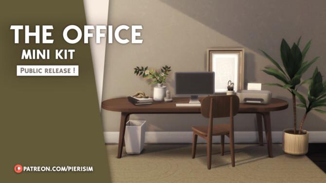 The Office Mini Kit At Pierisim