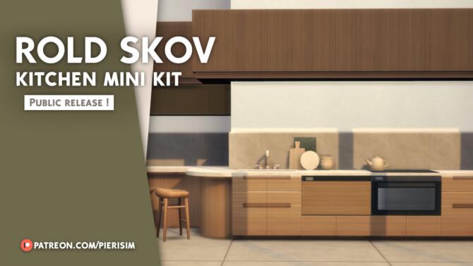The Rold Skov Kitchen At Pierisim