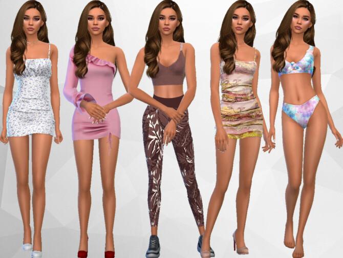 Sims 4 Laura Neal by divaka45 at TSR
