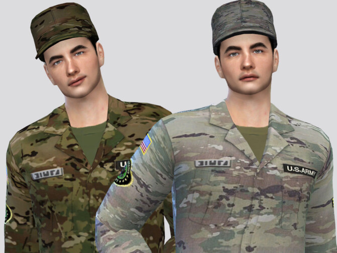 Sims 4 Force Cap by McLayneSims at TSR