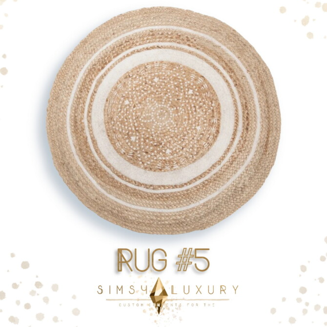 Sims 4 Rugs at Sims4 Luxury