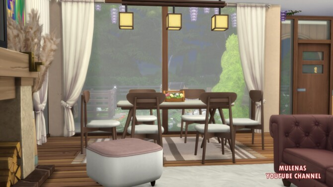 Sims 4 Modern family farm at Sims by Mulena