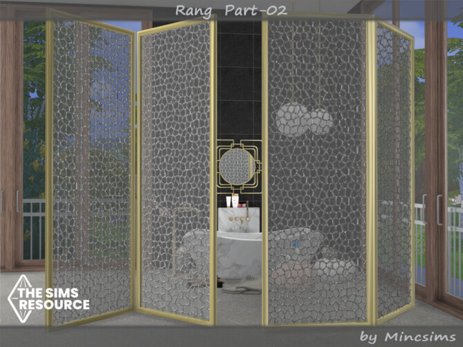 Sims 4 Rang Bathroom Part 02 by Mincsims at TSR
