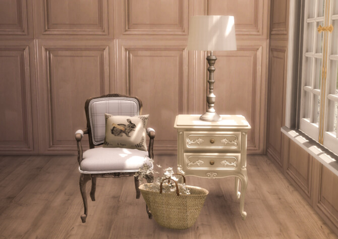 Sims 4 Farmhouse Furniture at Ruby Red